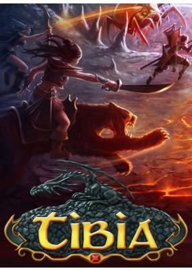 Tibia - 3000 Tibia Coins