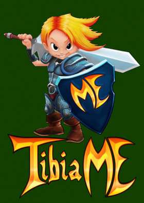 TibiaME - 210 Platinum